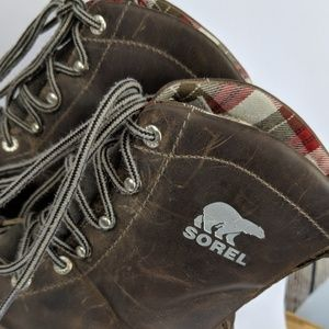 Sorel Shoes - Sorel Tivoli Camp 18 Boot